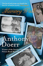 Books Anthony Doerr 2011-Now Publication Year