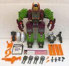 Transformers G1 Scorponok Figure Complete Vintage Hasbro 1987 Headmasters