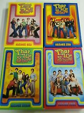 That 70's Show Dvd's (Seasons 1-4)