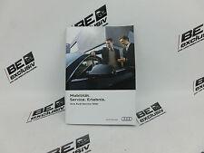 original Audi A8 4H Heft Mobilität Erlebnis Service Welt 11.2011