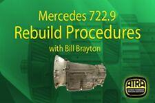 Mercedes 722.9 Rebuild Course / Transmissions/Auto Training/ DVD/ Manuals/ 276