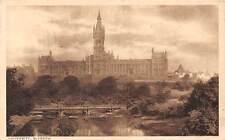 Scotland Glasgow, University, Building
