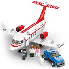 Sluban M38-B0365 C-concept airplane passengers Building Block Sets 275 pcs toys