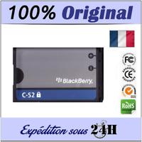 Batterie Blackberry 8300 Curve 8310 8330 8520 9300 Curve 3G 8320 7100g  C-S2 CS2