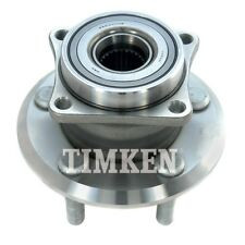 Wheel Bearing and Hub Assembly-XR, AWD, 4-Wheel ABS Rear Timken HA590002