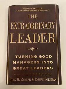 The Extraordinary Leader. Turning Good Managers into ... | Livre | état très bon