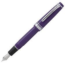 Sailor Fountain Pen Professional Gear 14K Rhodium Nib M 11-1222-450 Blue Berry