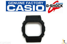 CASIO DW-5600B G-Shock Black BEZEL Case Cover Shell DW-5600BB DW-5600MS