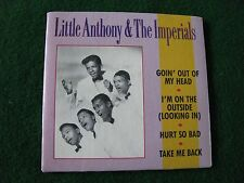 """LITTLE ANTHONY & THE IMPERIALS (4 Track 3"""" CD Single)"""