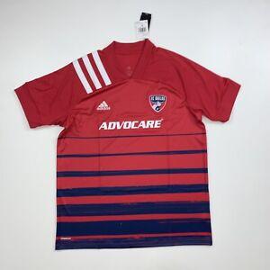 NEW Adidas FC Dallas Soccer Jersey Size Men's XL MLS Soccer