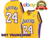 Kobe Bryant basketball NBA throwback Jersey 8 24 Los Angeles Lakers stitched