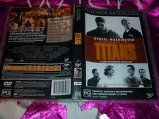 REMEMBER THE TITANS (PLATINUM COLLECTION) (DVD, PG) (P133484-3 A)