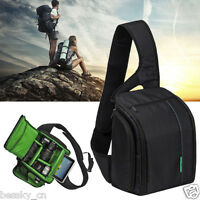 Camera Shoulder Backpack Bag Waterproof DSLR Case for Canon for Nikon for Sony