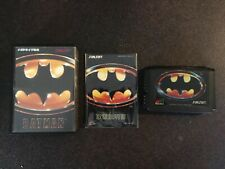 Sega Megadrive Batman Sunsoft JAP Complet