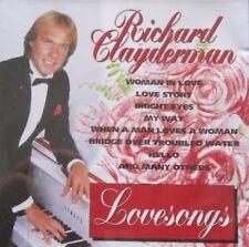 RICHARD CLAYDERMAN - LOVESONGS - CD