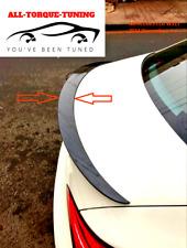 MERCEDES W117 C117 CLA CLA45 Sport AMG Gloss Black avvio tronco Labbro Spoiler Posteriore
