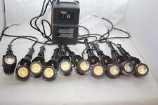 LED Landscape Lighting, 5W Waterproof COB LED Garden Path Wall Yard Light, 3000K