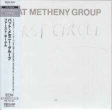 Pat Metheny Group - First Circle (1984) ECM 1ST PRESS JAPAN MINI LP CD Lyle Mays