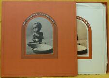 CONCERT FOR BANGLADESH VARIOUS ARTISTS 3 LP BOX SET BOOKLET STCX 3385 NEAR MINT