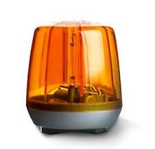 NEU Rolly Toys Ride On Pedal Traktor/Truck Orange Blinklicht-Leuchtturm