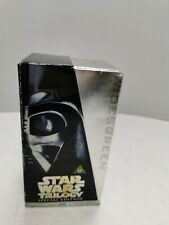 Star Wars VHS Trilogy THX Boxed Set