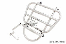 S.steel front carrier rack for Vespa automatic GT GTS GTV Super 125 250 300