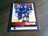 2012-13 Upper Deck #247 Carter Ashton YG RC
