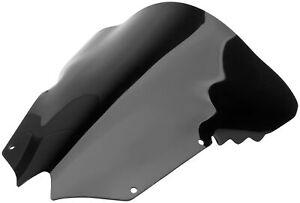 E4S - A803S - Windscreen, Smoke Acrylic~