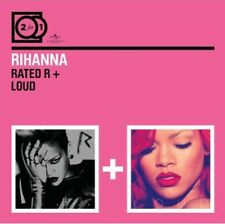 Rihanna - Rated R/Loud [New CD] Germany - Import