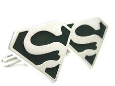 Fun Superman Cuff Links cufflinks #C-149