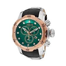 Swiss Made Invicta 10812 Reserve Venom Chronograph 18K Rose Gold Tone Mens Watch