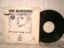 EXTREMELY RARE PROGRESSIVE ROCK THE BADGERS PICNIC TEST PRESSING