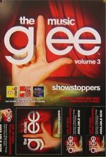 GLEE POSTER, VOLUME 3 SHOWSTOPPERS PROMO (S13)
