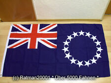 Fahnen Flagge Cookinseln Cook islands - 90 x 150 cm