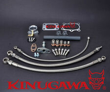 Kinugawa Full Install Kit FOR Nissan RB20DET Skyline Stock T3