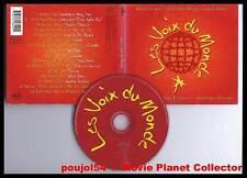 LES VOIX DU MONDE (CD Digipack) Evora,Esperanca 1996