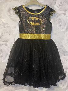 Girls Age 7-8 Years - Batman Dress