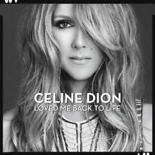 Céline Dion - Loved Me Back To Life (NEW CD)