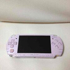 "Used PSP ""Playstation Portable"" Rose Pink PSP - 2000 RP F/S Japan"