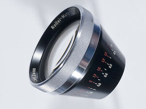 Carl Zeiss Mutar 1.7x for Rollei 16 Sub Miniature Camera