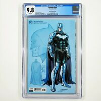 Batman #100 CGC 9.8 NM/M 🦇 Jorge Jimenez 1:25 Variant 🦇 DC Comics 2020