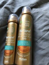 garnier ambre solaire natural bronzer self tan Body And Face