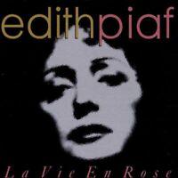 Piaf, Edith - La Vie En Rose - Piaf, Edith CD 3FVG The Fast Free Shipping