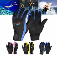 Durable 1.5mm Neoprene Gloves Diving Snorkeling Fishing Surfing Water Sport