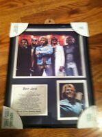 Bon Jovi Mylar new unopened jon richie sanbora new jersey xmas gift