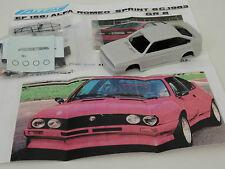 Alezan . 1/43 . Alfa Romeo Sprint 6c . GRB . 1983