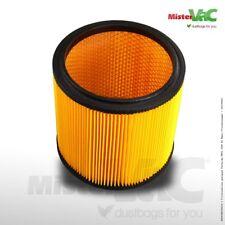 Filterpatrone geeignet Shop Vac Pump Vac 30 Nass-/Trockensauger 5870829