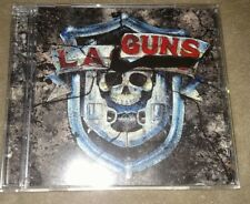 LA GUNS cd THE MISSING PEACE l.a. guns free US shipping