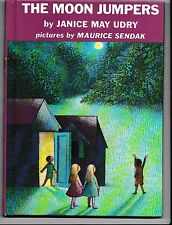The Moon Jumpers---Janice May Udry---Maurice Sendak---hc