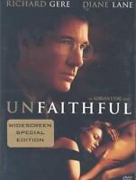 UNFAITHFUL NEW DVD